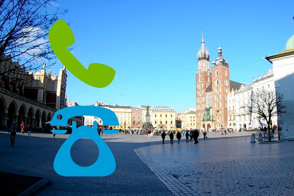 Робота в call-центрі зі знанням англійської в Кракові - чому я відмовився